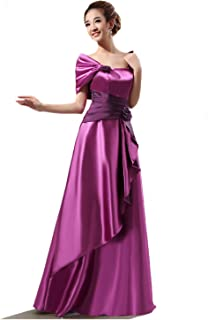 Elegant Bridesmaid Prom Dresses Royal Maxi Long Evening Gowns Celebrity Dress