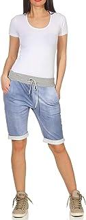 ZARMEXX Pantalones Cortos para Mujer Pantalones de Verano