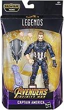 Marvel Classic- Marvel Legends Series Avengers: Infinity War 6-Inch Captain America Figure egends Capitán, Color Nylon/a (Hasbro E3980CB0)