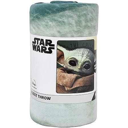 Star Wars The Mandalorian Baby Yoda The Face Manta para bebé