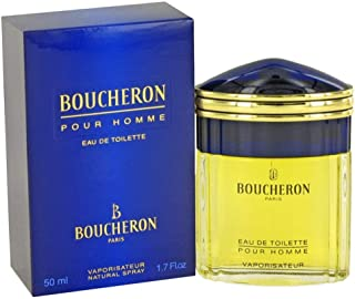 Boucheron Pour Homme by Boucheron for Men Eau de Toilette 50ml
