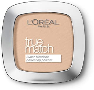 L'Oreal Paris True Match Powder, Rose Ivory C1, 9 gm