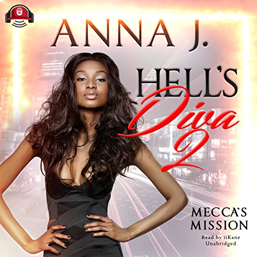 Mecca's Mission audiobook cover art