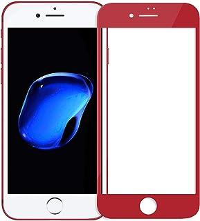 NILLKIN 3D AP+ PRO Edge Shatterproof Full screen Tempered Glass IPhone 7 Plus - Red