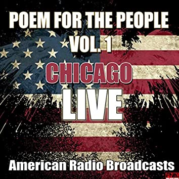 Poem For The People Vol. 1 (Live)