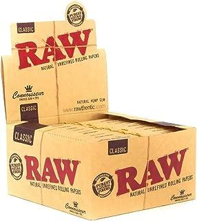 raw connoisseur king size slim
