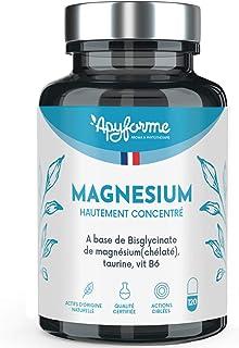 Apyforme - Magnesio - Magnesio vegetal - Bisglicinato