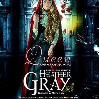 Queen audiobook cover art