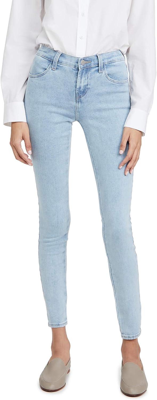 J Brand Women's Sophia Mid Rise Super Skinny Jeans