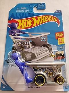 Hot Wheels 2020 HW Ride-Ons Aisle Driver (Shopping Cart Car) 122/250, Silver