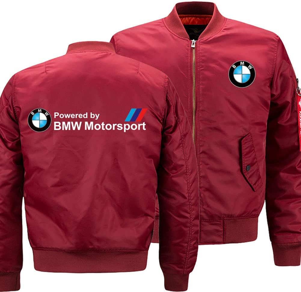 BOUTIQUE GIFT Now on sale Men's Baseball Jacket IIM BMW Motorsport Denver Mall ,for