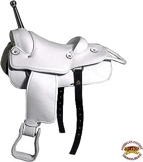 HILASON Custom Designed Rare Western Trick Riding Saddle