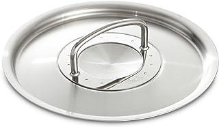 Fissler original-profi collection / Tapa de acero inoxidable (Ø 16 cm ) para las ollas, con cierre hermético