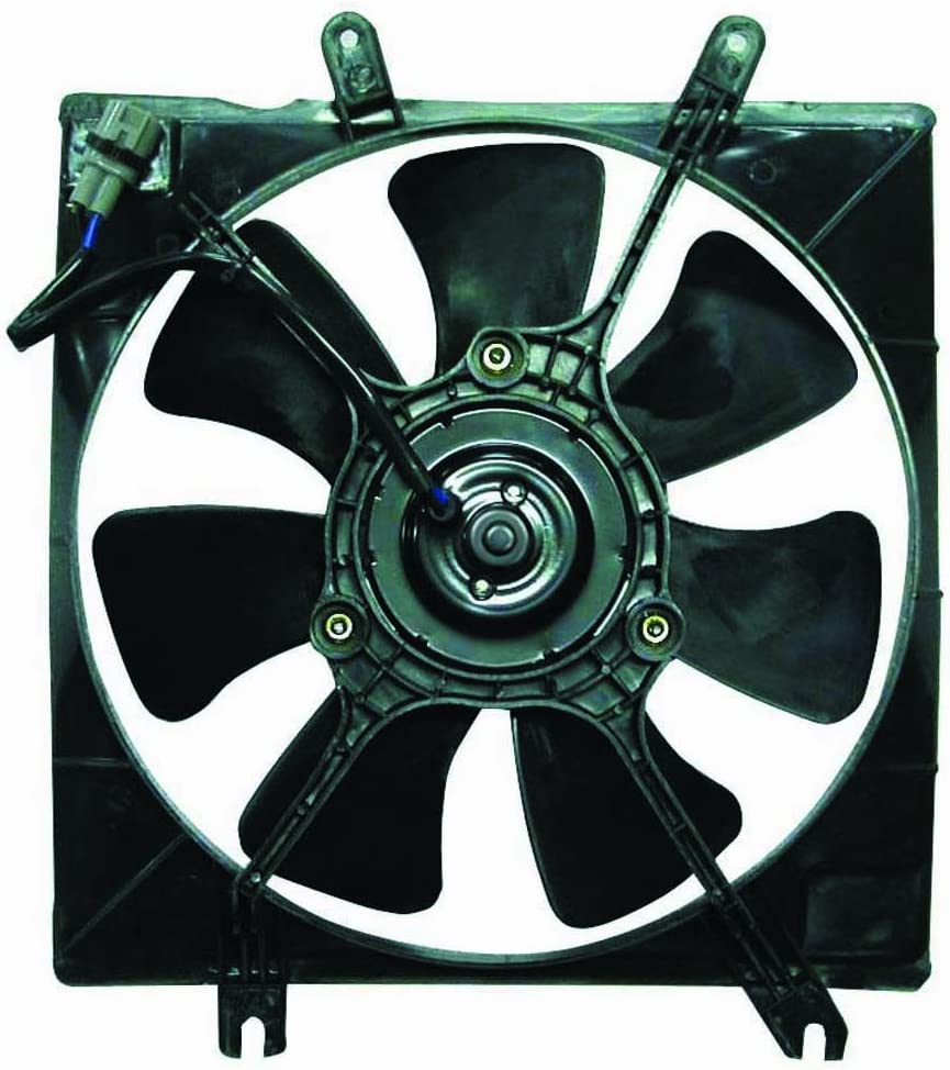 DEPO Max 46% New color OFF 323-55006-120 Replacement Engine Assembly Fan Cooling This