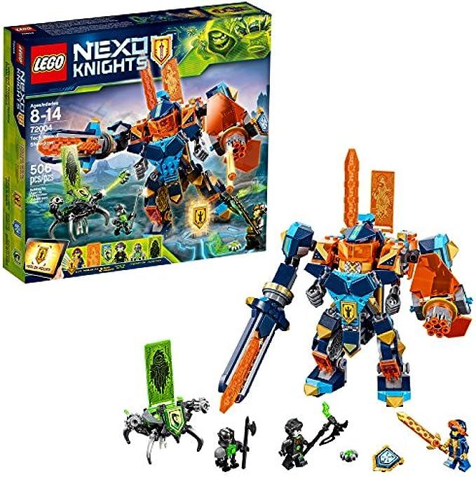 LEGO NexoKnights 72004 Tech Wizard Showdown