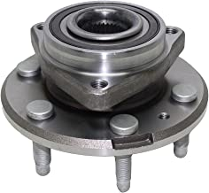 Detroit Axle - Front or Rear Complete Wheel Hub & Bearing Assembly for For - 2008-2016 Buick Enclave - [2009-2016 Chevrolet Traverse] - 2007-2016 GMC Acadia - [2007-2010 Saturn Outlook]