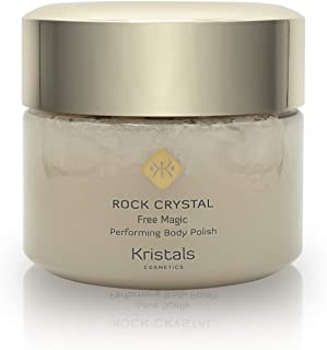 Kristals Cosmetics | Rock Crystal Free Magic Performing Body Polish