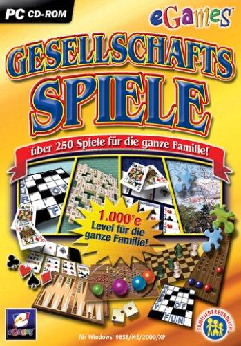 eGames Gesellschaftsspiele - [PC]
