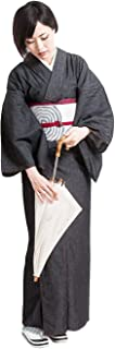 [TAYU-TAFU] デニム着物 着物 レディース 女性 お仕立て上がり 洗える着物 浴衣 婦人用