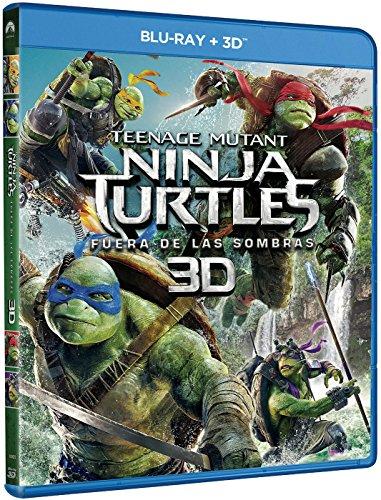 Ninja Turtles: Fuera De Las Sombras 4K Ultra HD Blu-ray ...