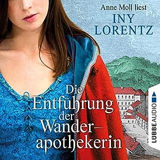 Die Entführung der Wanderapothekerin     Die Wanderapothekerin 3              Autor:                                                                                                                                 Iny Lorentz                               Sprecher:                                                                                                                                 Anne Moll                      Spieldauer: 6 Std. und 55 Min.     123 Bewertungen     Gesamt 4,6