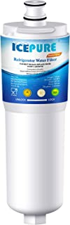 ICEPURE 640565 Refrigerator Water Filter Compatible with Bosch 640565, EVOLFLTR10, AP3961137, Whirlpool WHKF-R-PLUS 1PACK