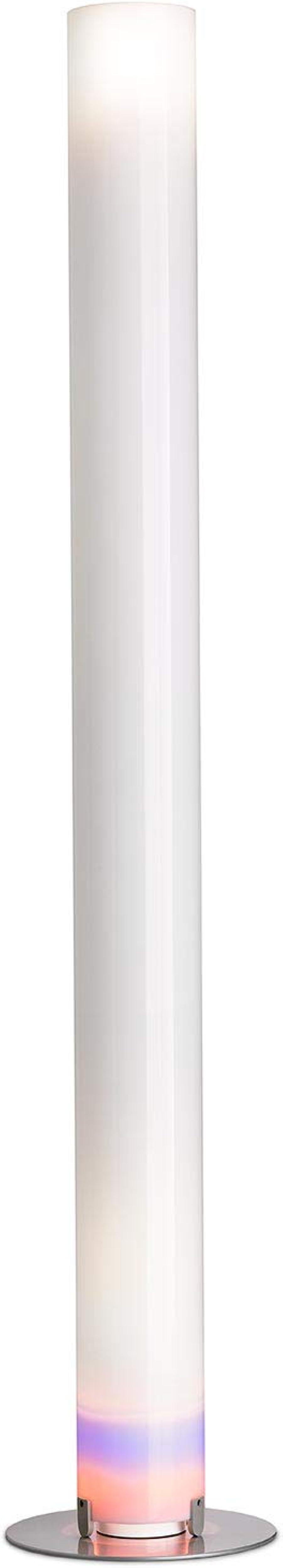 Flos stylos lampada da terra in pmma e acciaio F6310004