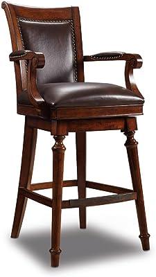 Fine Amazon Com San Juan Southwestern Swivel Bar Stool Leather Creativecarmelina Interior Chair Design Creativecarmelinacom