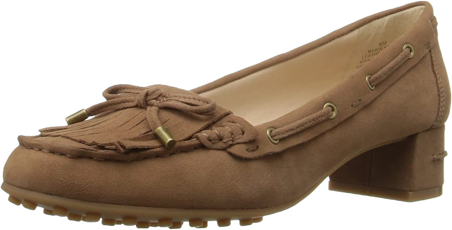 Nine West Womens Westby Moccasins