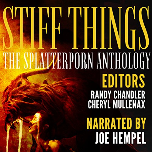 Stiff Things audiobook cover art
