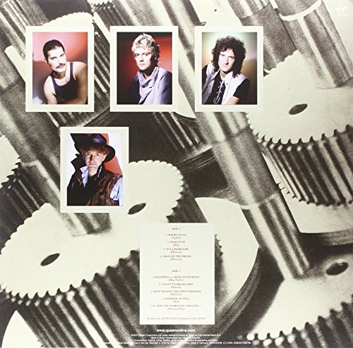 Queen – The Works (Limited Edition) [Vinyl LP] - 2