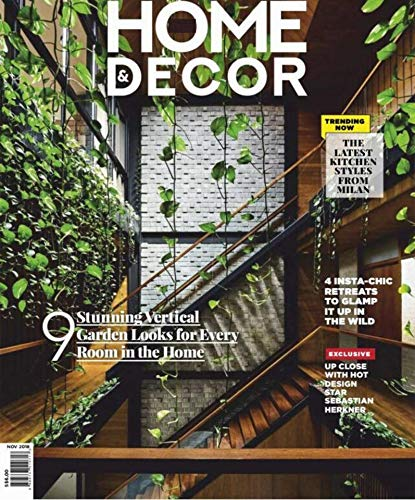 Home and Decor: Stunning Vertical THE WILD Garden Looks for Every Room in the Home