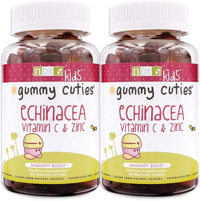 Gummy Cuties Kid's depot Daily Gummies - Vitamin Clearance SALE Limited time Echinacea