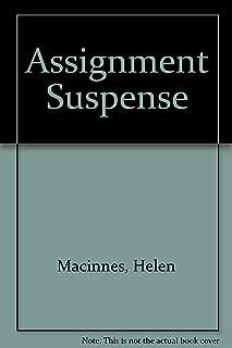 Assignment: Suspense (ABOVE SUSPICION; HORIZON; ASSIGNMENT IN BRITTANY)