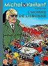 Michel Vaillant, tome 45 : L'homme de Lisbonne par Graton