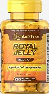 Sponsored Ad - Puritan's Pride Royal Jelly 500 mg-120 Softgels