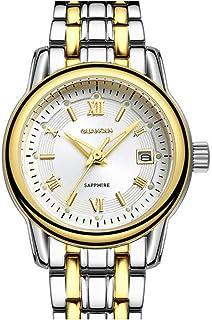 Classic Women's Mini Slim Sapphire Quartz Watch Stainless Steel Lady Watch