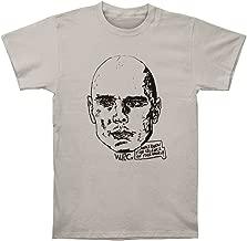 Smashing Pumpkins Men's WPC Slim Fit T-Shirt Platinum