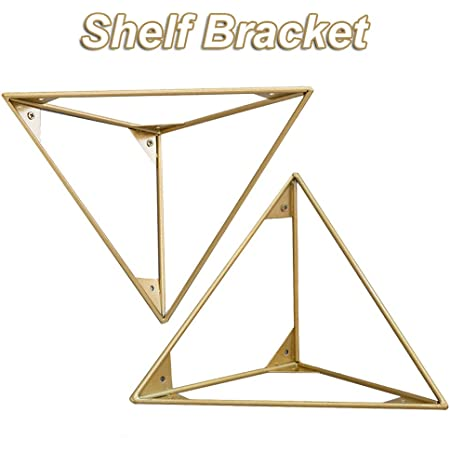 Shelf Brackets LDFZ Soportes Triangulares De Pared para ...
