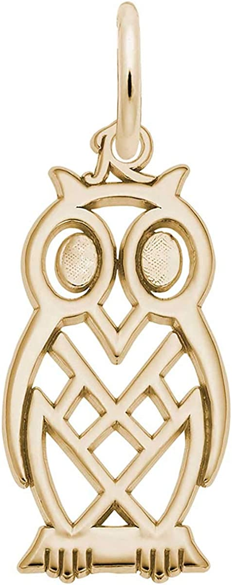 outlet Rembrandt Same day shipping Charms Owl Charm