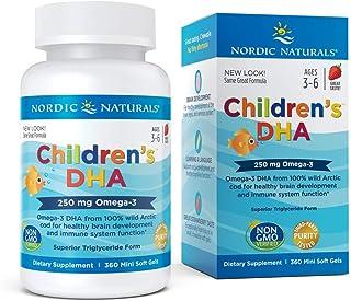 Nordic Naturals Dha Para Niños. 250 Mg
