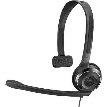 Sennheiser PC 7 USB - Mono USB Headset for PC and MAC