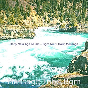 Harp New Age Music - Bgm for 1 Hour Massage