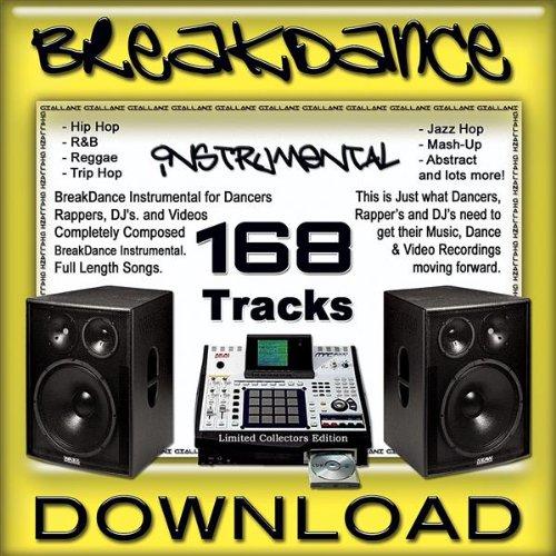 Breakdance Instrumental 038