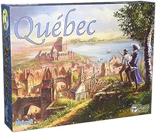 Asmodee 001288 - Quebec