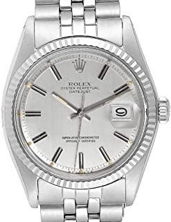 Rolex Vintage Collection Automatic-self-Wind Male Watch 1601 (Certified Pre-Owned)