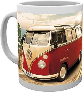 GB Eye LTD, VW Camper, Route One, Taza