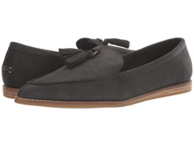 Sperry Saybrook Slip-On Leather (Black) Women