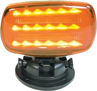Mag. LED Flasher Amber (H.D. tilt base)