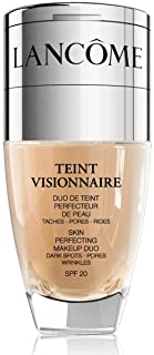 Lancome Teint Visionnaire Skin Perfecting Makeup Duo - # 045 Sable Beige, 30 ml